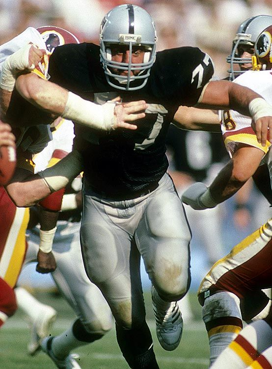 Lyle Alzado, Oakland Raiders