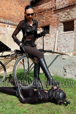 From the 9th -11th October 2015 Madame Catarina will be holding a very special event at the hidden torture farm just south of Berlin. Over the three days and nights she will be joining forces with the amazing Lady Stella to provide a unique and immersive slave experience. Details of the event are available in German, English and Italian together with booking forms are available at Madame Catarina's new website hiddentorturefarm...