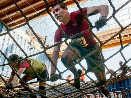 7 Essential Exercises to Train for an Obstacle Race