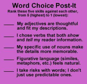 essay traits teachers need