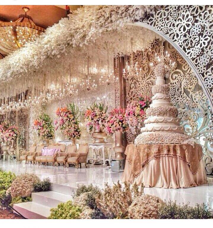 Nigerian Wedding Nigerian Wedding: 30 Grand & Opulent Royal ...