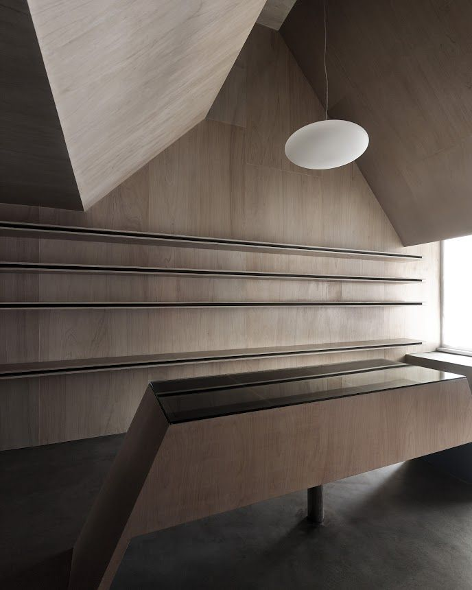 Lovestory Shop By MORQ Small Project And Interior Architecture Awards Photography Peter Bennetts