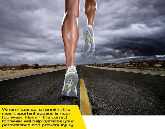 RUN without INJURIES! Find out more about running and preventing injuries