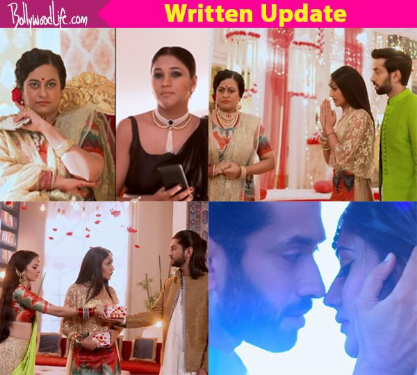 Ishqbaaz 30th May 2017 Written Update of Full Episode: Pinky and Kamini join hands, Anika falls into Pinky's trap #FansnStars