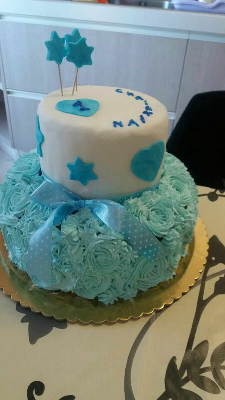 Torta per il primo compleanno di mio.nipote:)