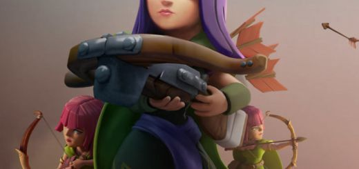 Queen Archer - Clash of Clans Guide