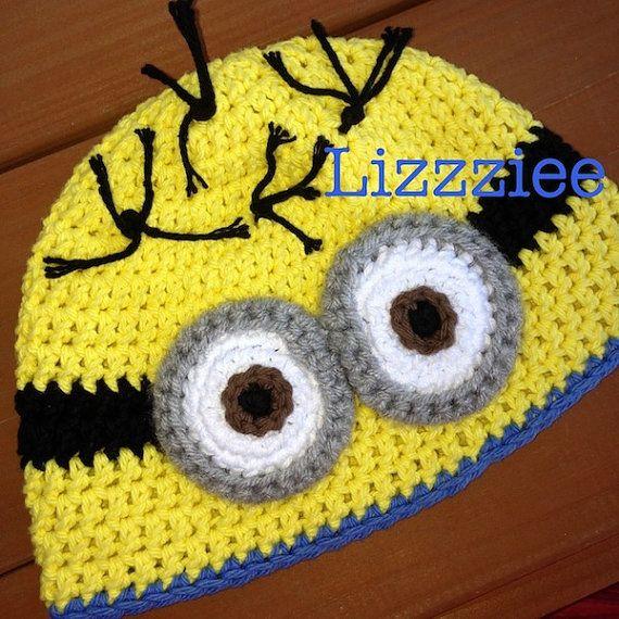 Mejores 25 imágenes de Gru en Pinterest | Crochet de minion ...