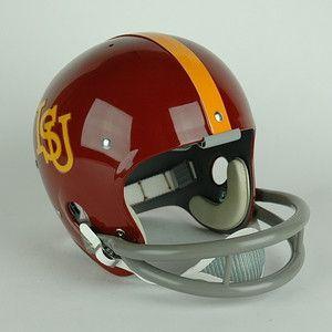 Iowa State Cyclones 1970 Road Games Vintage Full Size Helmet