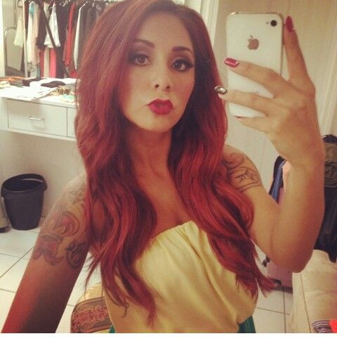 Snooki is so Beautiful! She is Queen!