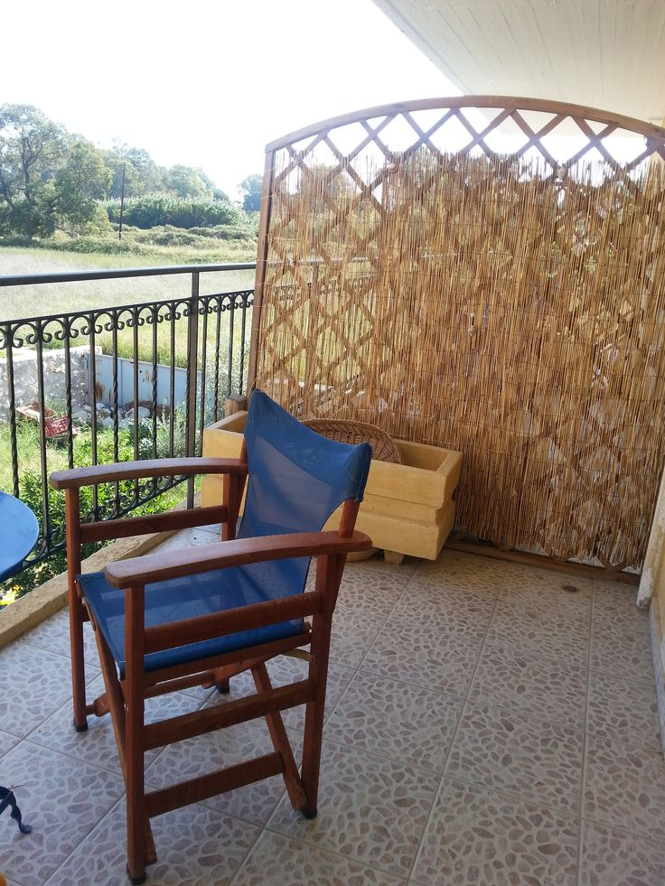 Lerna studio balcony