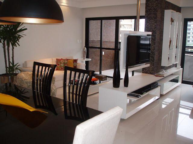 LM + Arquitetos Associados: Arquitetura de interiores de Apartamento em Aracaju