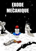 Exode mecanique cover by Baubierclement
