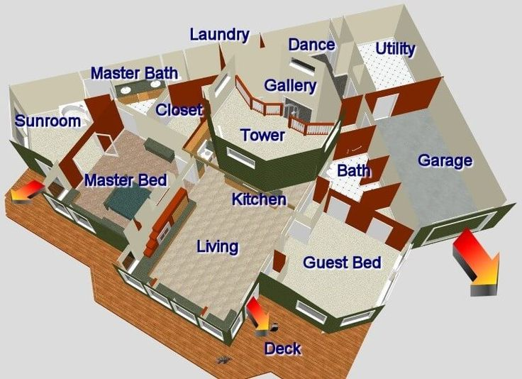 The 25+ best Underground house plans ideas on Pinterest ...