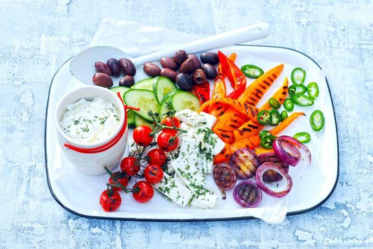 Je waant je even in Zuid-Europa met deze frisse explosie van smaken - Recept - Allerhande