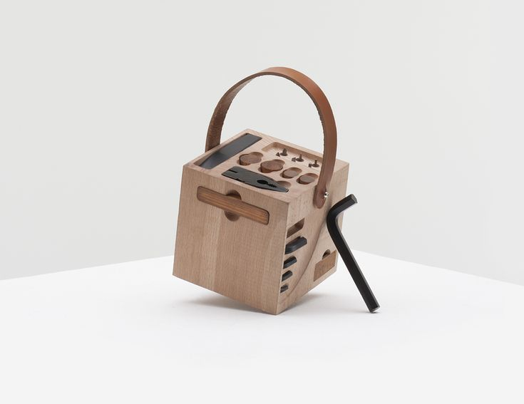 Cubric: the little, cubic-shaped toolbox on Behance