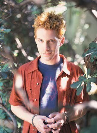 "Daniel ""Oz"" Osbourne in TV-series 'Buffy the vampire slayer'. Wonderfully philosophical, ironic and sweet."
