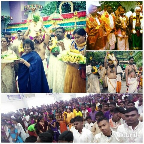 [Admin] 5 Sep,2014  YBHG DATUK RS THANENTHIRAN PRESIDENT PARTY MAKKAL SAKTI MALAYSIA   KALVI YATHIRAI108 PAAL KUDAM & VALAM PURI SANGGABISEGAM SANGALPPAM,(STUDENT KALVI YAATHIRA)  Sri Sithi Vinayagar Temple,Sungai Petani,Kedah organized kalvi yaathira prayers for Indian students. All the students wish to receive blessings from lord Vinayagar & Murugan , with clean traditional dress and collect paal kodam from kalvi yathirai organized, the gurukal performs special prayers for  the students to…