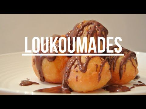 Loukoumades in Athens. Comparing the trendy and traditional places!