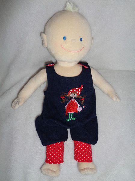 Jeans+Strampler+Baby+Born+Krümel++Puppen+Gr.+43++von+Elmisemas-Zaubernadel+auf+DaWanda.com