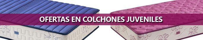 Oferta colchón juvenil en Zaragoza
