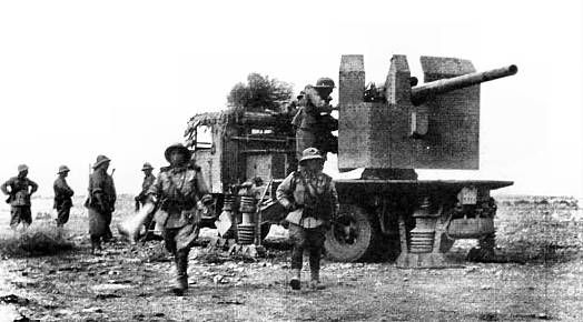 Lancia 3RO Autocannone da 90/53  Self-propelled gun