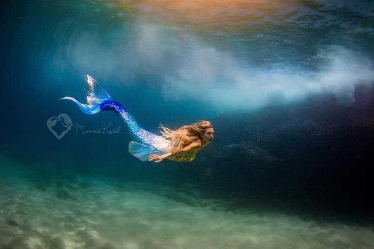"""3,575 Likes, 74 Comments - #Mermaidkariel (@mermaidkariel) on Instagram: """"Comment """"love it"""" if you want to see this mermaid video! Under the waterfall. Model and…"""""""