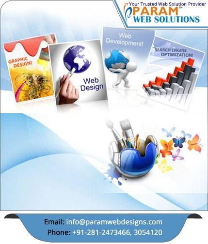 Professional #web #design company; operating since 1999. We provide #website #design and #development services in a professional manner. http://www.paramwebdesigns.com/web-designing-india