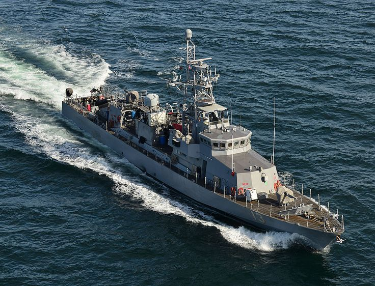 USS Shamal (PC-13) 1995, is the thirteenth Cyclone class patrol (coastal) ship. Decommissioned 1 October 2004 and transferred to the United States Coast Guard as USCGC Tornado (WPC-14). Tornado was transferred back to the Navy on 30 September 2011, and is once again designated PC-14.
