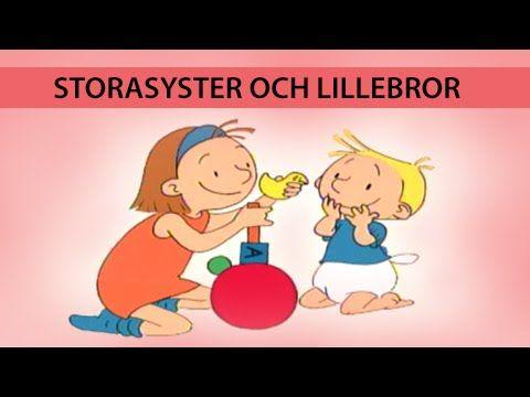 Storasyster och Lillebror - Alla avsnitten