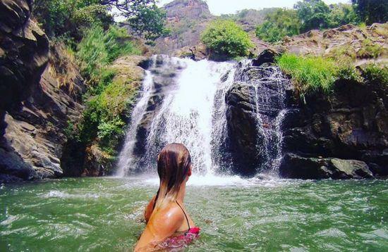 Ravana Ella Falls