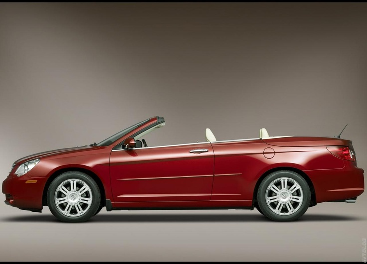11 best mom car images on pinterest autos convertible and 2007 2008 chrysler sebring convertible fandeluxe Gallery