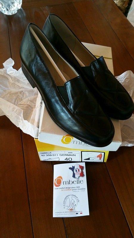 ded27350ff7d12 Chaussures de femmes de marque Ombrelle - Neuf dans le boîte reste 36 2x40  un 41