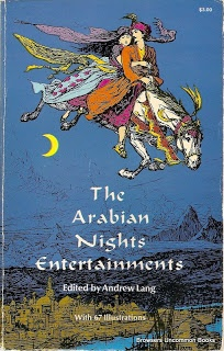The Arabian Nights Entertainments edited by Andrew Lang