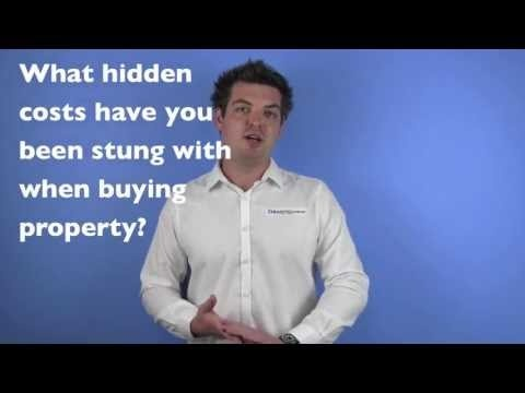 Hidden costs of investing in property  #property #investing