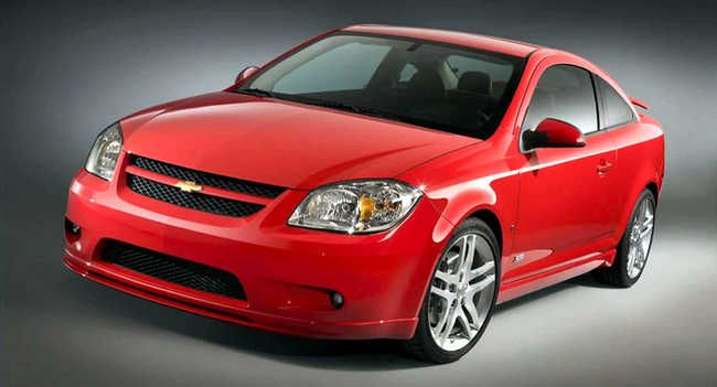General Motors are recalling Chevrolet's 2010 Cobalt since they found out that there is problem related to the side curtain airbag. The technicians of Chevy will repair the wiring.