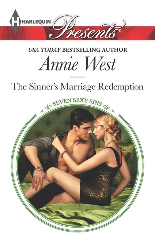 The Sinner's Marriage Redemption (Seven Sexy Sins) - Kindle edition by Annie West. Romance Kindle eBooks @ Amazon.com.