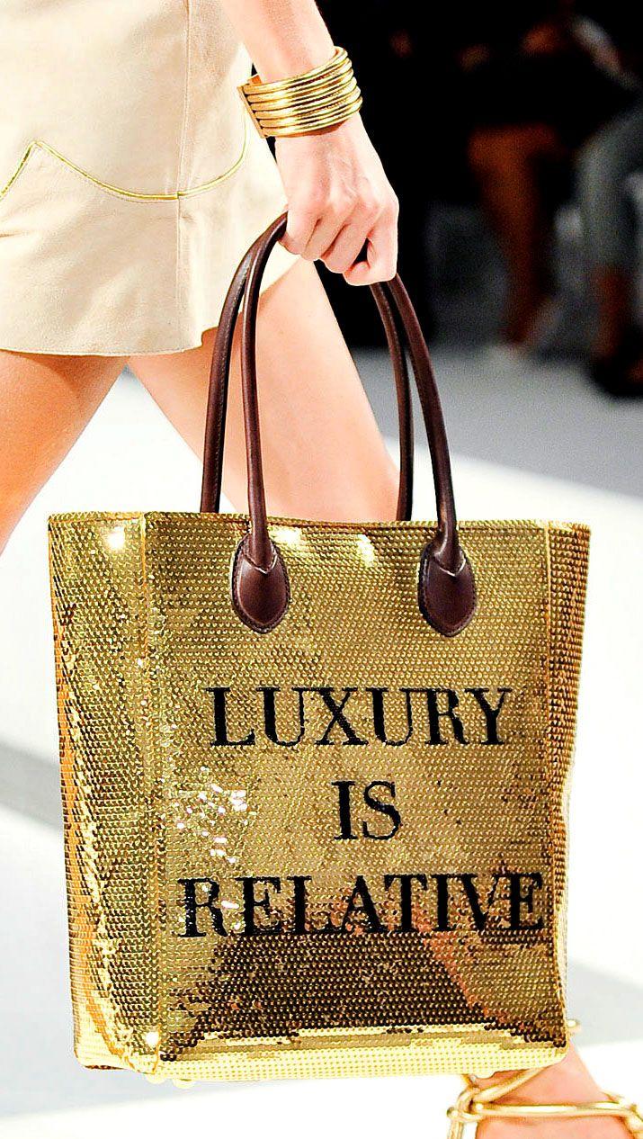 Luxury Is Relative