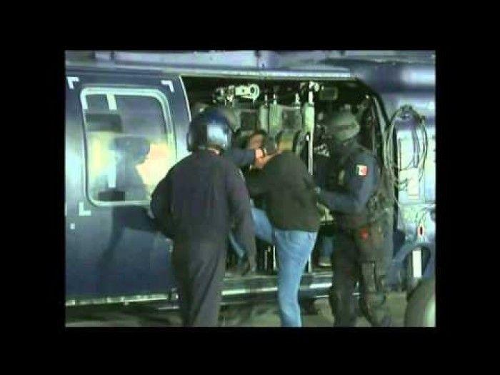 """Mexique: """"Arrestation de """"La Tuta"""", baron du cartel des Chevaliers Templiers"""