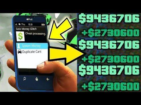 GTA 5 Money Glitch *SOLO* Story Mode Money Glitch (GTA 5 Unlimited