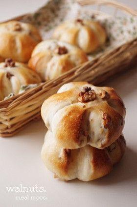 ホシノ天然酵母orあこ酵母でくるみパン!