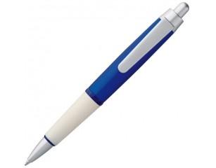 Długopis plastikowy Smart to połączenie dobrej ceny z jakością. Dodatkowo długopis posiada gumkę, która zapobiega ślizganiu się ręki podczas pisania.