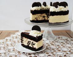 Ez a torta a márciusi Kifőztük magazinban is megtalálható, az újság ingyenesen letölthető a weboldalról. Hozzávalók 26 cm átmérőjű tortaformához a tésztához: 16 dkg liszt 6 dkg cukrozatlan kakaópor 1