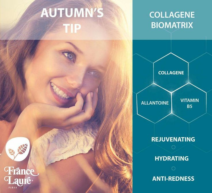 In autumn, the skin can dry and loses minerals. Collagen Biomatrix which is composed of 97,9 % native collagen is an ultra-performing care that treats the skin deeply. It restores the moisture balance, diminishes wrinkles and expression lines and reduces redness. Contact us to find a professional 541-475-4677