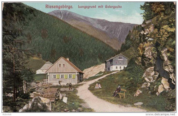 Riesengebirge - Delcampe.net