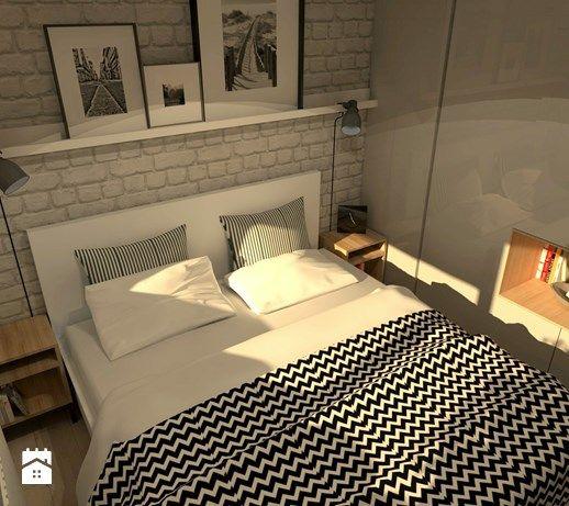 Sypialnia styl Eklektyczny - zdjęcie od Good Place For Living
