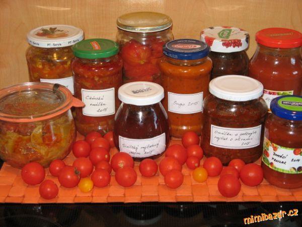 10 receptů na zpracování rajčat