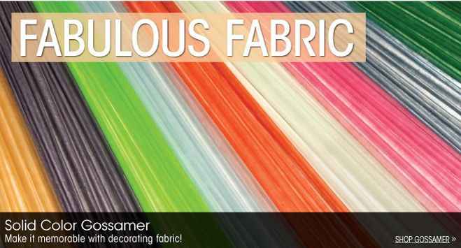 gallery images and information gossamer fabric - Gossamer Fabric