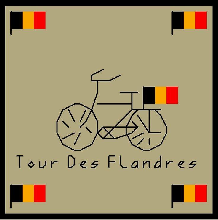 Biscornu du Monde : La Belgique