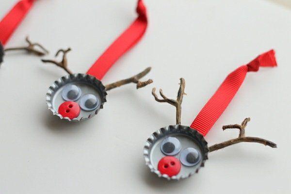 Weihnachtsschmuck basteln - kreative Ideen zum Nachmachen