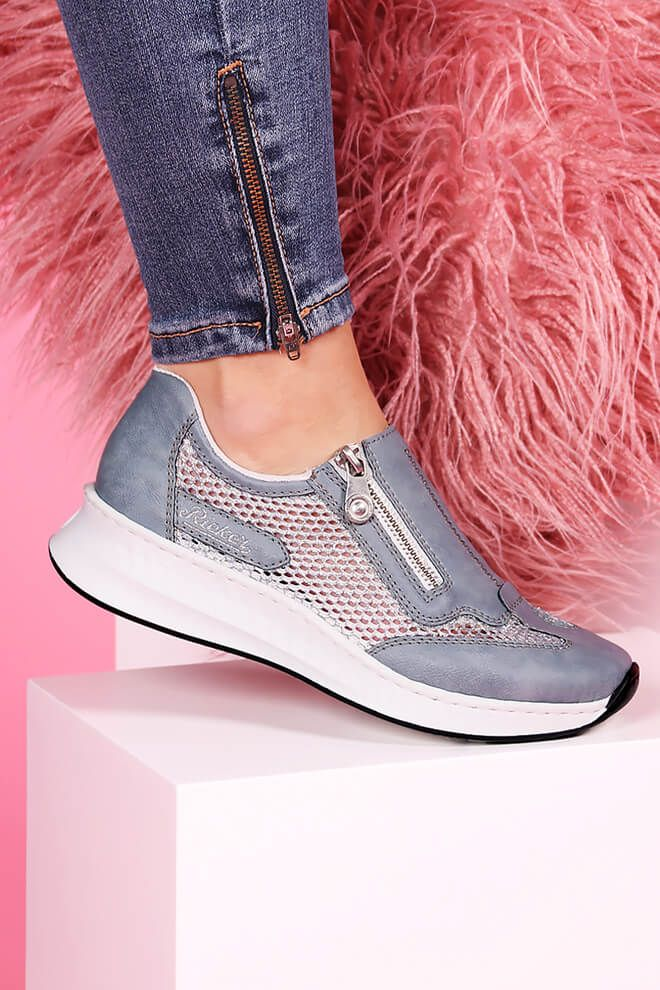 Gesunde Mode & Schuhe, Hersteller Rieker